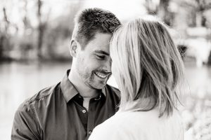 Engagement Shooting in Aschaffenburg im Winter